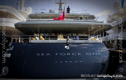 AMY Sea Force One Yacht name: Sea Force One • Admiral 54