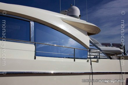 Aicon 62. Yacht name: Aicon 62 Open Photo: monacoeye • Cannes Boat Show ...