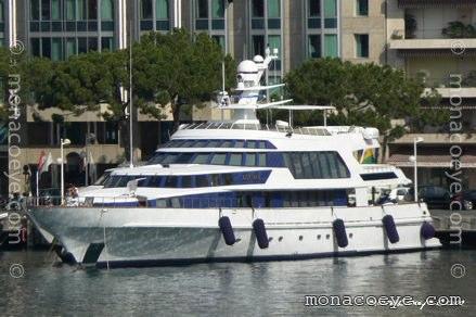 Yacht name: Azzurra II Formerly: Azzurra -> Neninka -> Azzurra