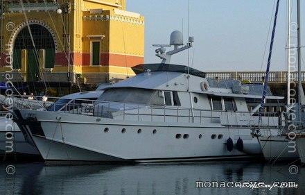 Yacht name: Baglietto 20 M Length: 20 m. Year: 1970 's. Builder: Baglietto