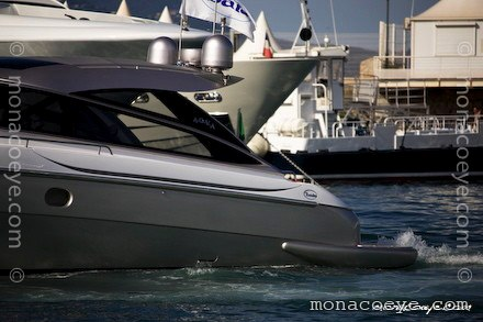Builder: Baia Photo: monacoeye • Cannes Boat Show • September 2008