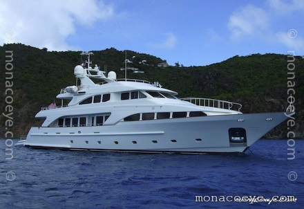 Yacht name: Bacchanal • Benetti Classic 115 • BC25 Length: 115 ft • 35 m