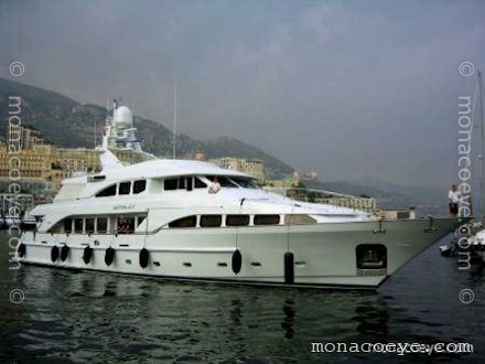 Yacht name: Benalex -> Almadhoub Formerly: Brianna Length: 115 ft • 35 m