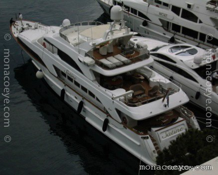 Yacht name: Satine • Benetti Classic 115 • BC09 Length: 115 ft • 35 m
