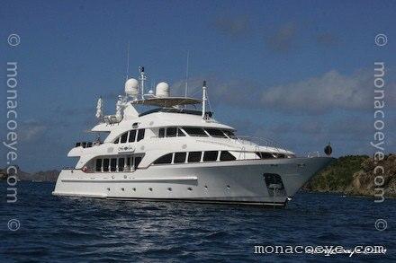 Yacht name: Orinokia • Benetti Classic 120 • BC104 Length: 120 ft • 37 m