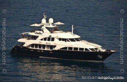 Beverley yacht. Yacht name: Beverley • Benetti Classic 120