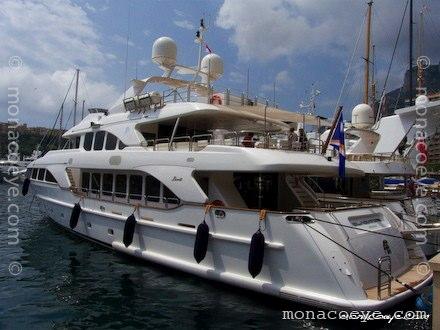 Gladiatore yacht. Yacht name: Gladiatore • Benetti Classic 120