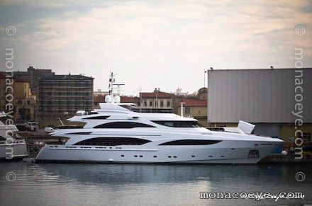 Yacht name: Diane Length: 141 ft • 43 m. Year: 2007. Builder: Benetti • FB ...