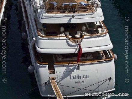 Latinou yacht
