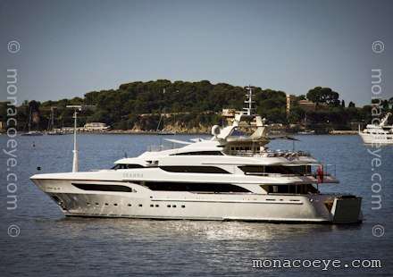Yacht name: Seanna Length: 213 ft • 65 m. Year: 2011