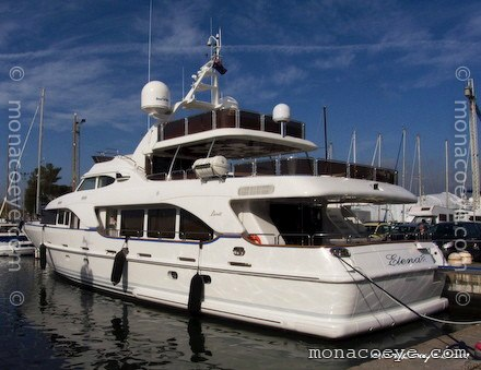 20 Mar 2008 16:09 :Benetti Tradition · Elena yacht
