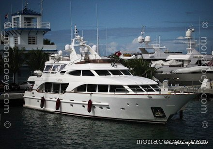 Nanou yacht. Yacht name: Nanou • Benetti Tradition • #10