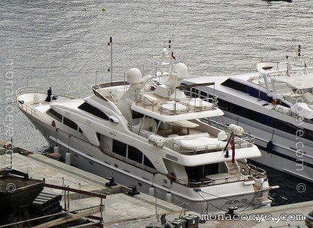 Yacht name: Quid Pro Quo • Benetti Tradition Length: 99 ft • 30 m