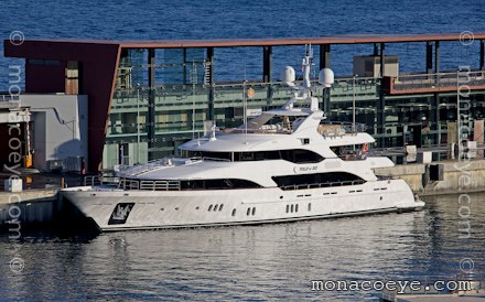 Told U So is 16th in the Benetti Vision series.