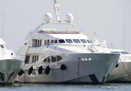 Yacht name: Blowsy -> Big Mak Length: 156 ft • 48 m. Year: 1998