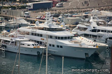 Ingot was billed as Burger Boat's most luxurious and sophisticated yacht on ...