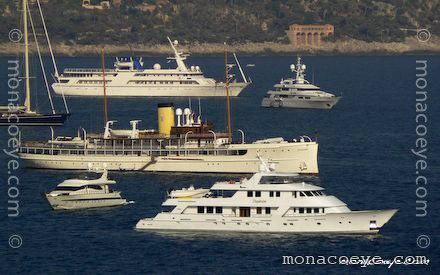 Yacht name: Daydream Formerly: Magnifico III Length: 140 ft • 42.6 m