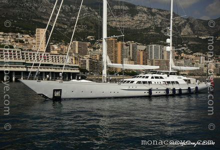 Architect: Ron Holland Photos: monacoeye • Monaco Yacht Show • 16 September ...
