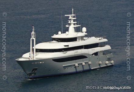 Photos: monacoeye • Monaco Yacht Show • 17 September 2007