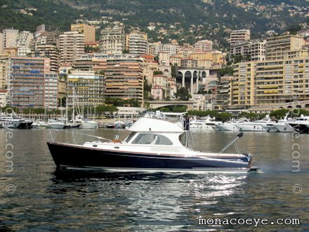 """Chase"" tender to Tatoosh. This is a US-made Hinckley Talaria 44 Flybridge ..."