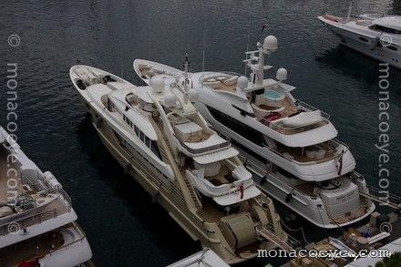 Yacht name: Alexandar V Length: 157 ft • 48 m. Year: 2008