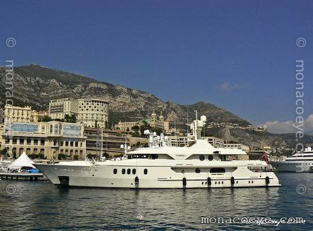 Malibu Yacht name: Malibu Formerly: Kermit Length: 164 ft • 50 m. Year: 2001