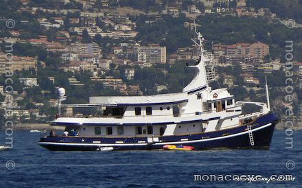 Yacht name: Mistral Length: 110 ft • 33 m. Year: 1962. Builder: Benetti