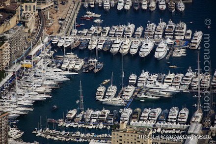 Monaco Yacht Show 2008