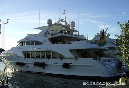 05 May 2007 20:26. Paradigm Yacht name: Paradigm • Benetti Classic 115 • ...
