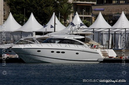 Yacht name: Princess V45 Length: 46 ft • 14 m. Builder: Princess Yachts