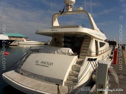 Riva 80 Opera Super Yacht name: Riva 80 Opera Super Length: 80 ft
