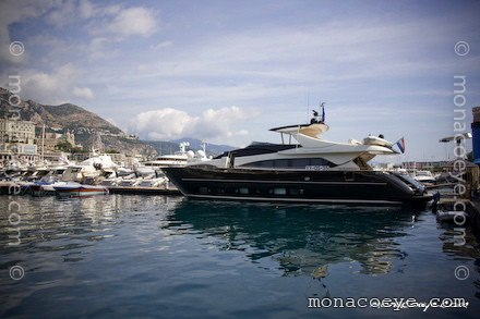 29 Sep 2008 11:43 :Riva• Cannes Boat Show 2008• MYS 2008. Royal Flush One