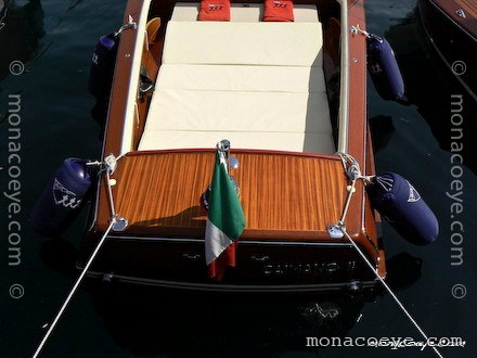 Riva Florida model. Yacht name: Riva Florida Super Model years: 1952 - 1969
