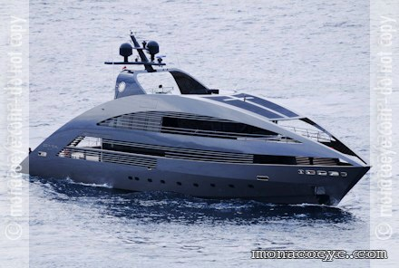 Yacht name: Ocean Pearl • YachtPlus 2. Length: 135 ft • 41 m. Year: 2010