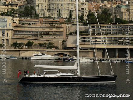 Builder: Nautor • Swan Photos: monacoeye • Monaco Yacht Show • 16 September ...