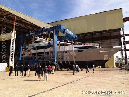 Yacht name: Destination Fox Harb'r Too Length: 161 ft • 49 m. Year: 2008