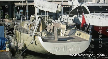 wally yacht 32