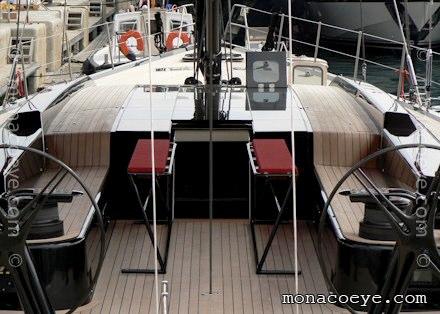 Yacht name: Tango • Wally 80 # 5 Fast Cruising Sloop (Flush Deck)