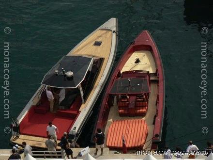 Length: 14.7 m • 48 ft 2. Engines: 2 x 435 hp. Monaco Yacht Show 2006 & 2007