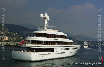 Surely a contender for the most beautiful yacht ever designed…