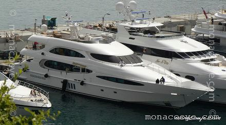 Superyacht World is Not Enough World is Not Enough
