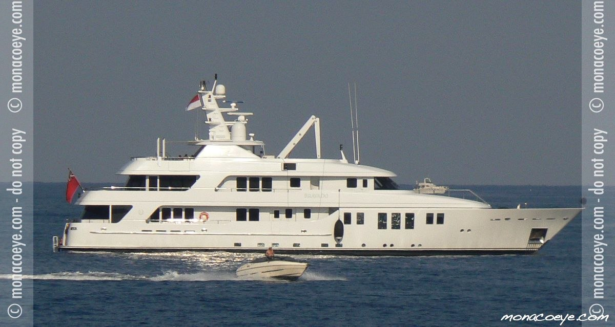 Bravado, yacht