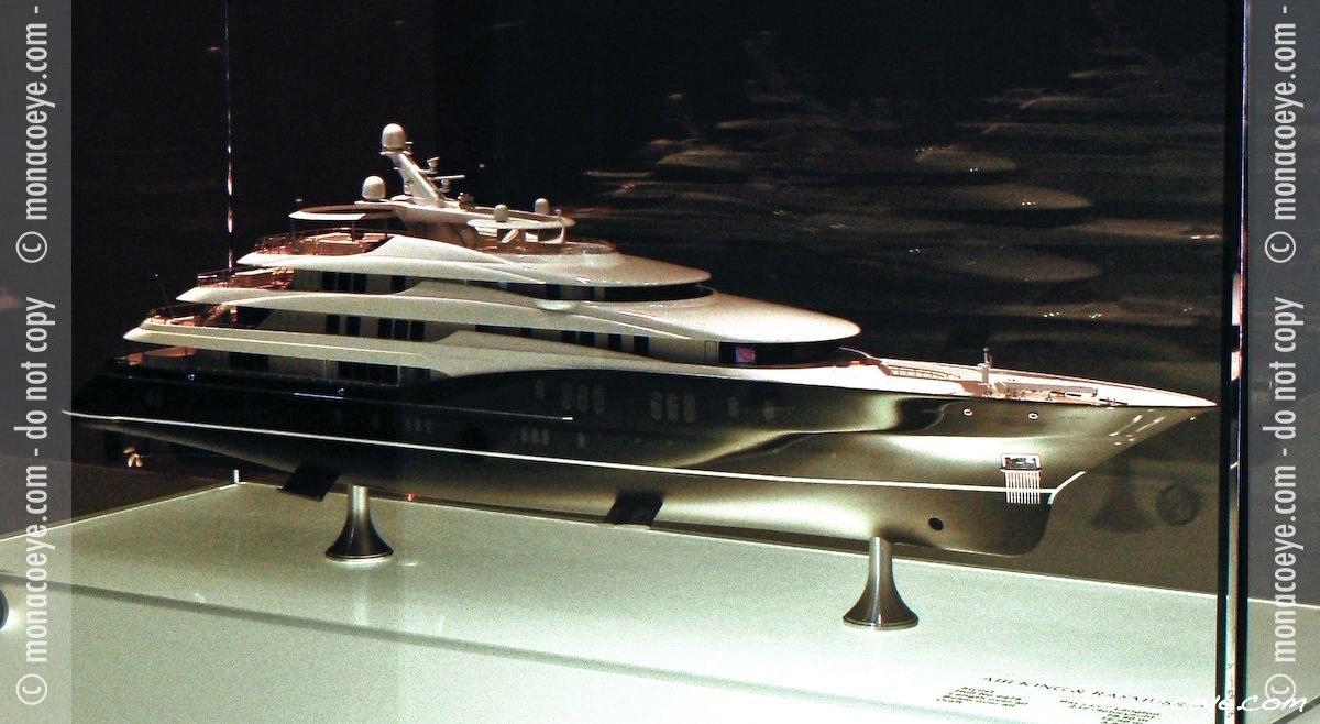 Abeking & Rasmussen 78 m • model
