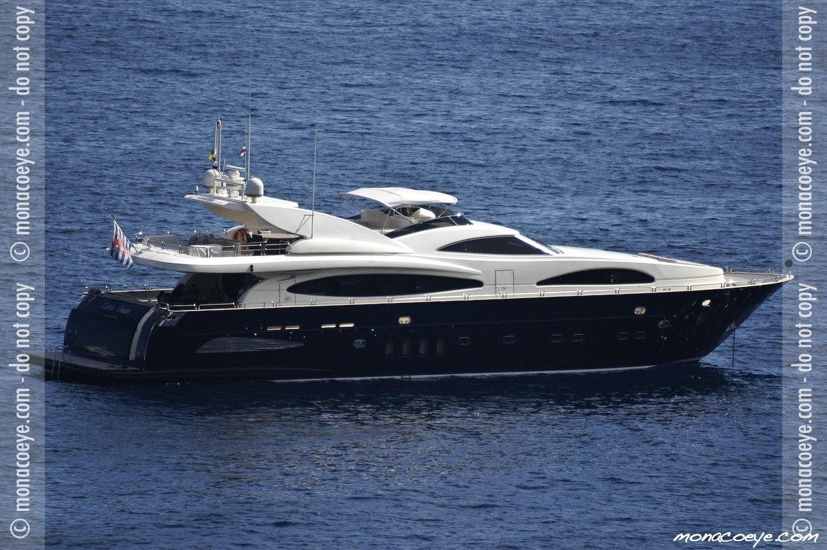Celtic Dawn, yacht