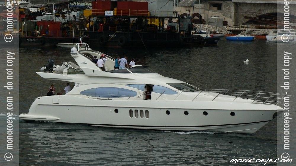 Azimut 68 Plus Yacht name: Azimut 68 Plus Builder: Azimut