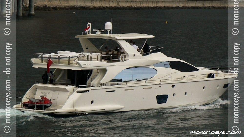 Azimut 85. Yacht name: Azimut 85. Builder: Azimut