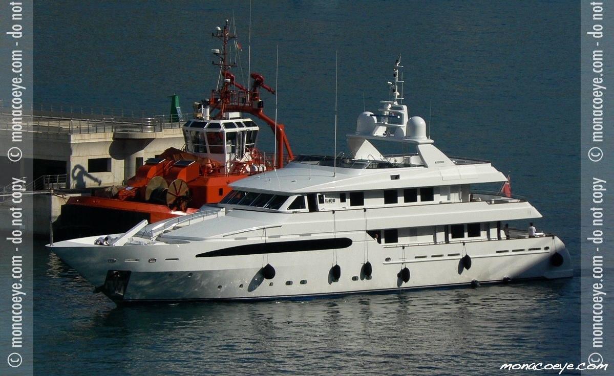 Monaco Yacht Show 2006 - Balaju