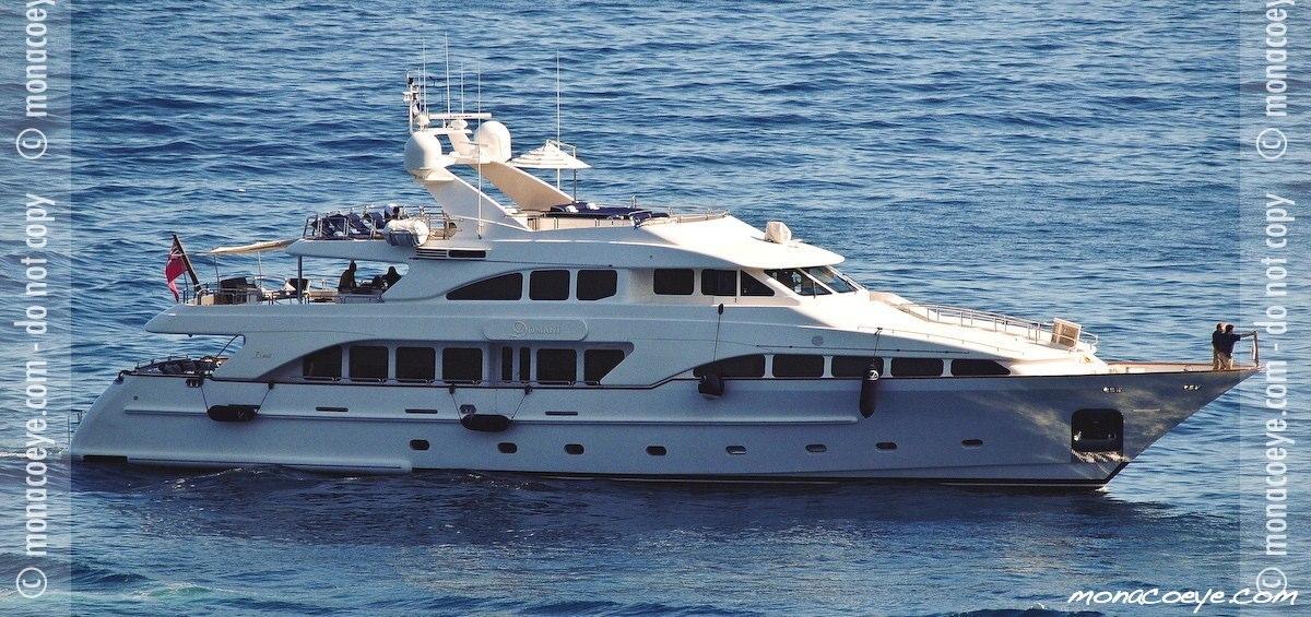 Domani, yacht