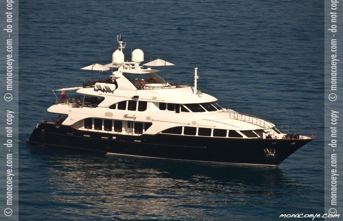 Beverley, yacht