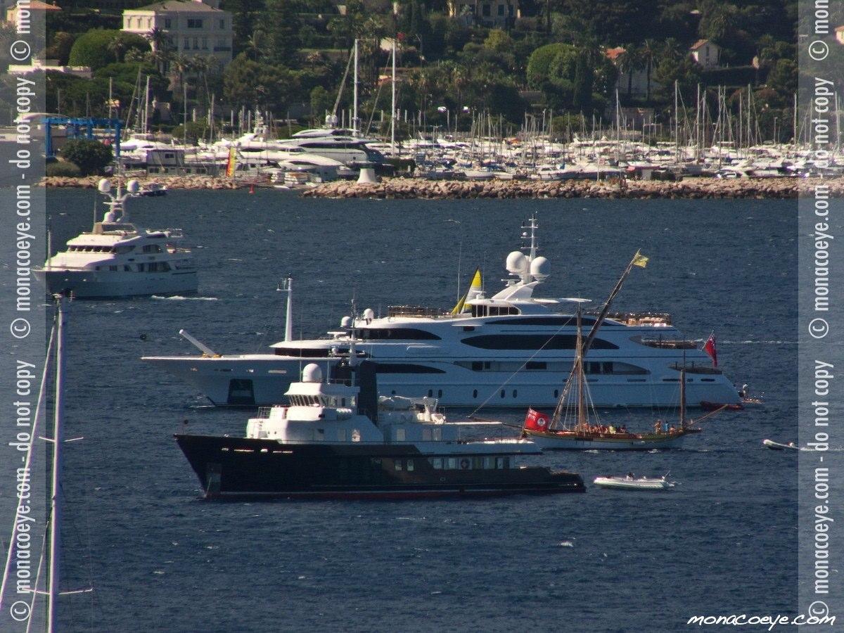Dynasty, yacht